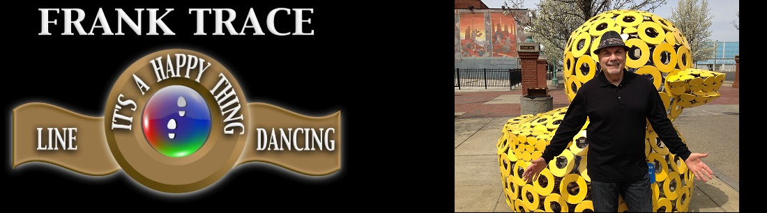 Frank Trace Line Dance Website and Ohio Summer Dance Classic